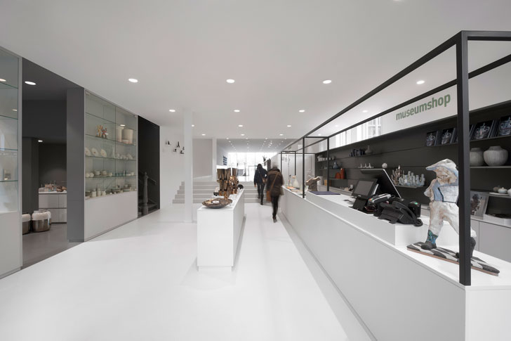 """museum shop overview princesshof ceramics museum i29 interior architects indiaartndesign"""