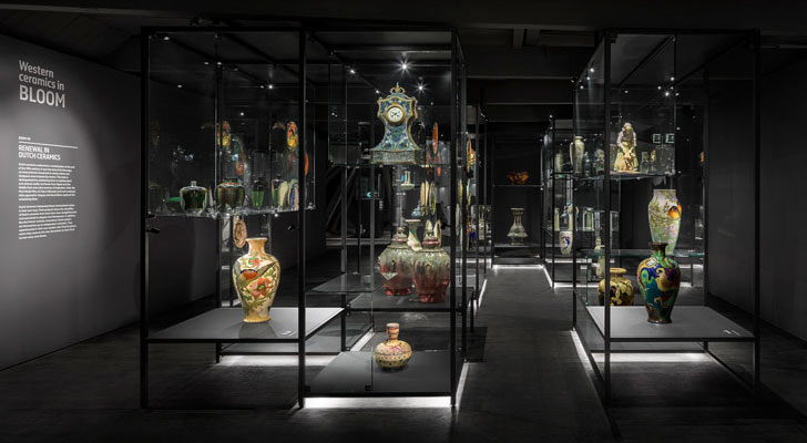 """princesshof ceramics museum i29 interior architects indiaartndesign"""