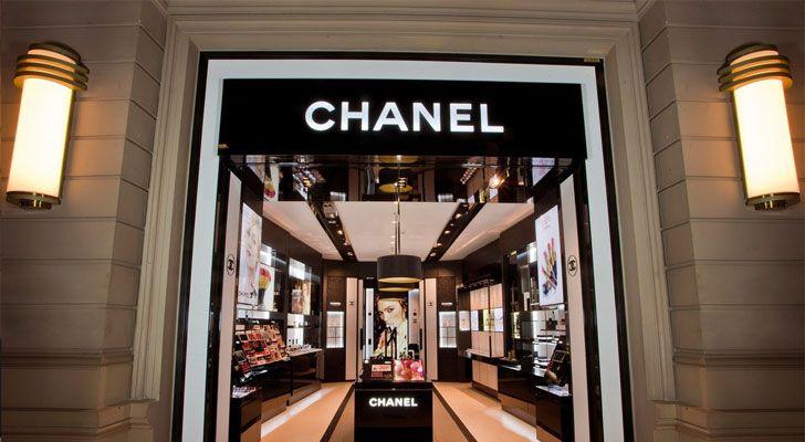 """""""Chanel Buenos Aires boutique BIRKA indiaartndesign"""""""
