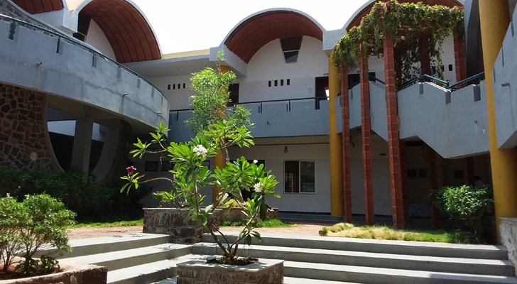 """courtyard Tungal school building BSB architects indiaartndesign"""