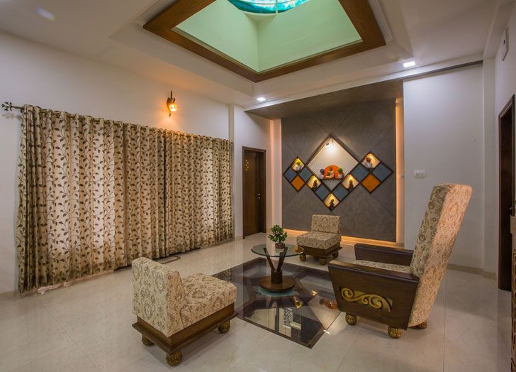 """social space bungalow bharuch chitte associates indiaartndesign"""