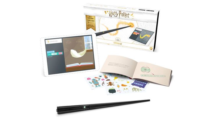 """kano harry potter coding kit warner bros indiaartndesign"""