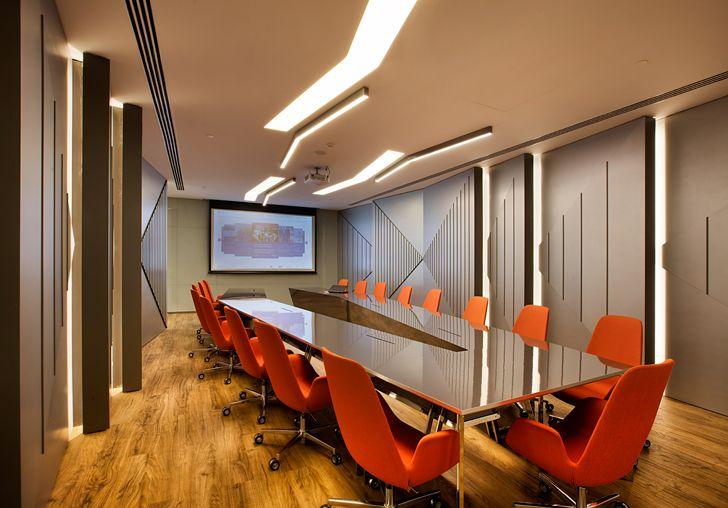 """conference room ispak istanbul mimari studio indiaartndesign"""