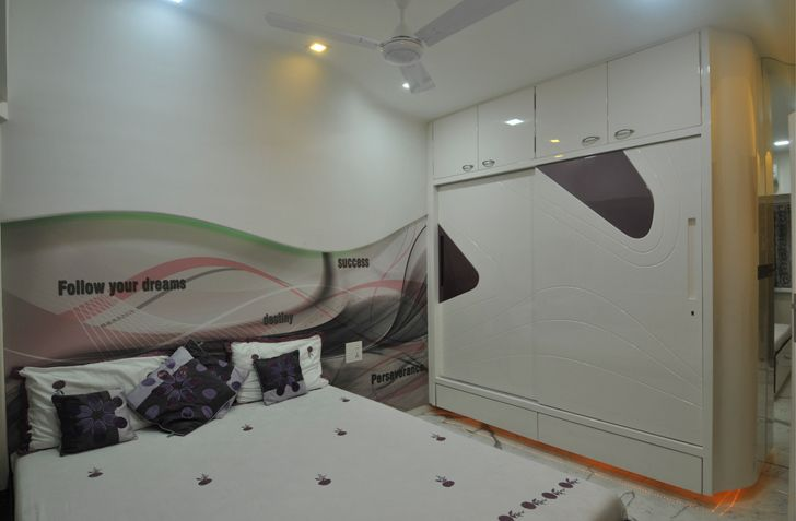 """children bedroom home interior SSA design studio indiaartndesign"""