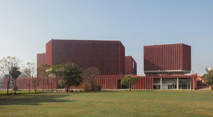 """McCullough Mulvin DPA Thapar University indiaartndesign"""
