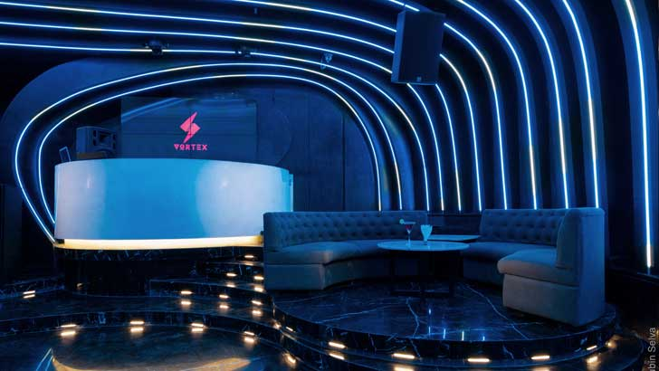 """seating vortex nightclub Studio Emergence indiaartndesign"""