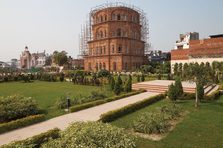 """hussainabad lucknow urban rejuvenation archohm indiaartndesign"""