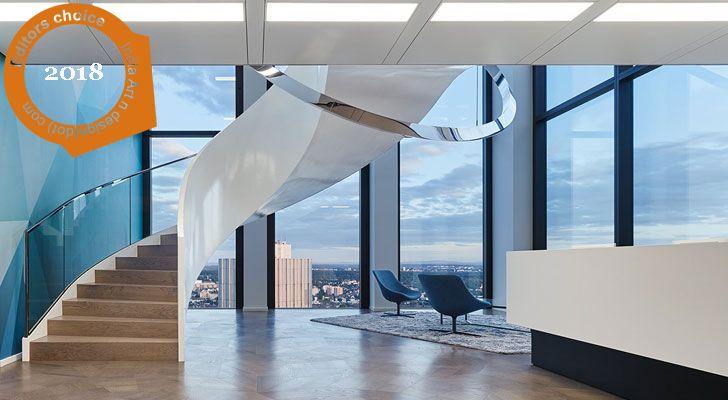 """Ippolito Fleitz Group TaunusTurm building editors choice 2018 indiaartndesign"""