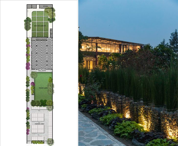 """plan panipat house intrigue designs indiaartndesign"""