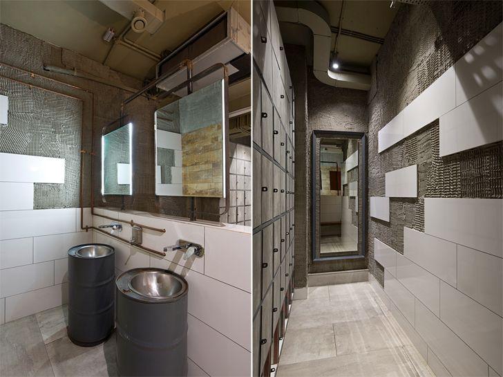 """washrooms Bodyworks Space Dynamix Architects indiaartndesign"""