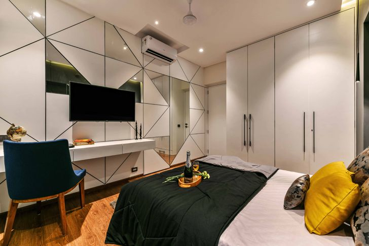 """kids bedroom pune residence the Spatium Interiors indiaartndesign"""