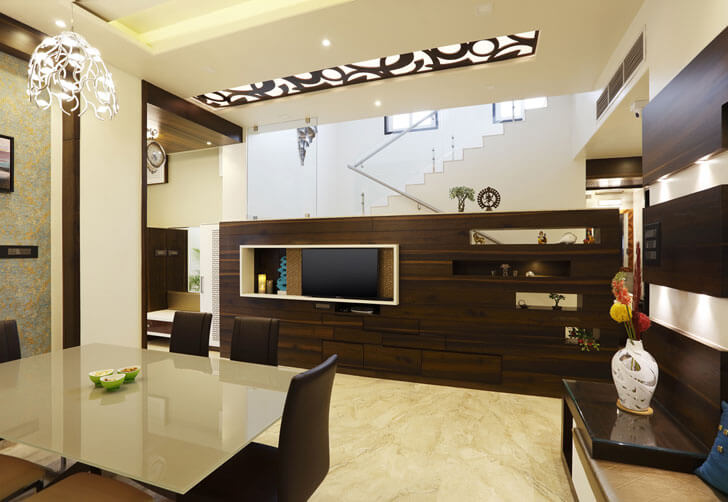 """dining area cluster one indiaartndesign"""