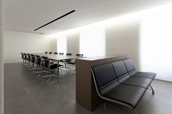 """conference room fran silvestre architects indiaartndesign"""
