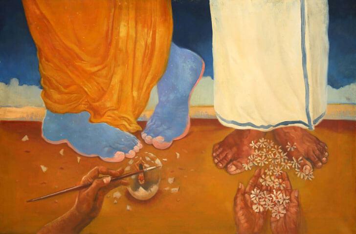 """""""guru gobind dono kabir doha gayatri mehta indiaartndesign"""""""