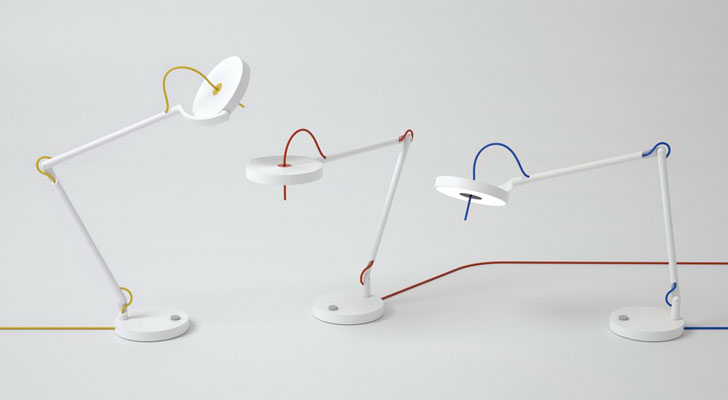 This lamp gives you light and wifi!