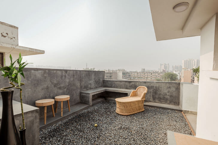 """terrace vibhor yadav photography renesa architects indiaartndesign"""