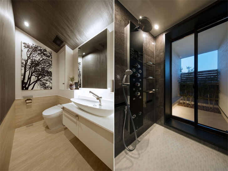 """luxe bathroom 16 House Architect Show indiaartndesign"""