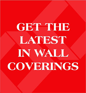 get the latest in wall covering