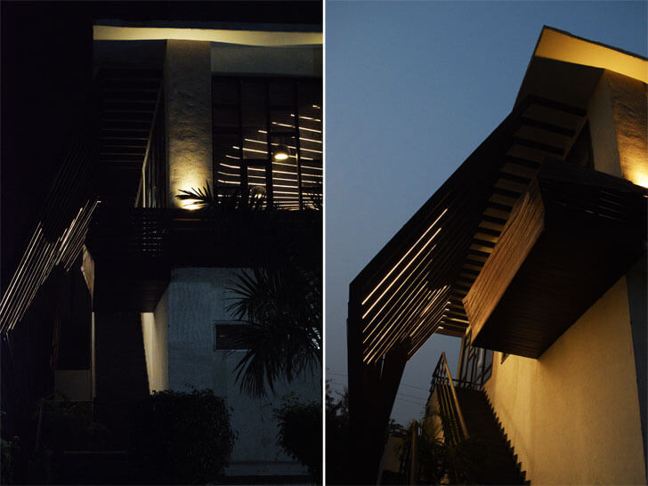 """exterior club 26 design plus architects indiaartndesign"""