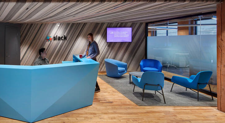"""Slack Toronto office Dubbeldam Architecture+Design indiaartndesign"""
