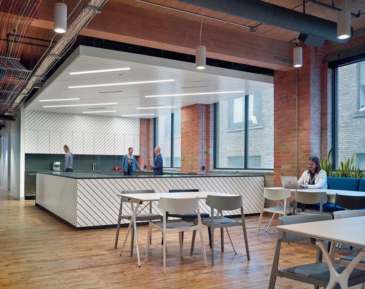 """""""Slack cafetaria Dubbeldam Architecture+Design indiaartndesign"""""""