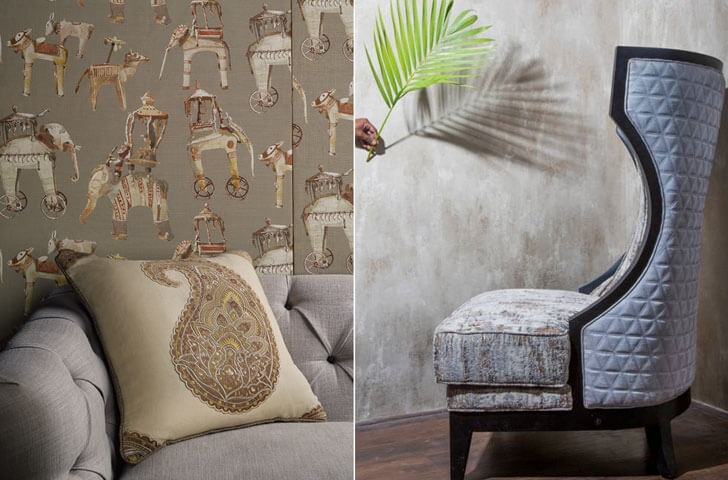 """texture and motifs Pride Furnishings indiaartndesign"""