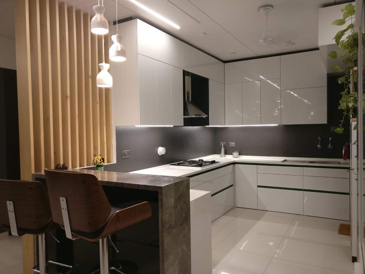 """kitchen parag ainchwar cluster one indiaartndesign"""