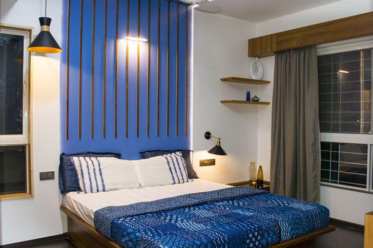 """master bedroom parag ainchwar cluster one indiaartndesign"""