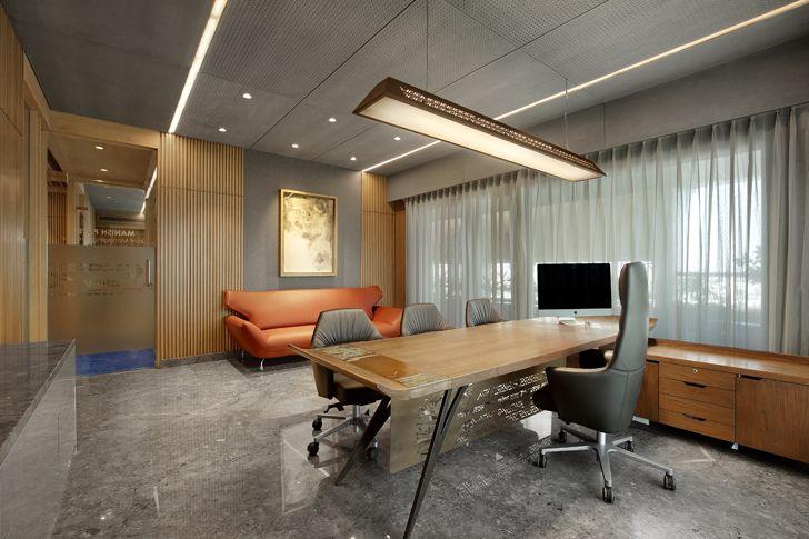 """CEO office MKP office Dipen Gada associates indiaartndesign"""