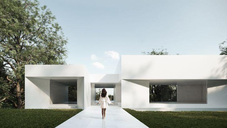 """""""approach fran silvestre arquitectos fababu house indiaartndesign"""""""
