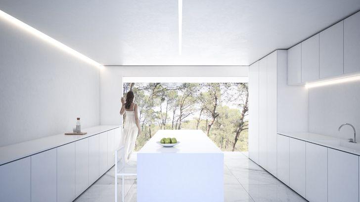 """kitchen fran silvestre arquitectos fababu house indiaartndesign"""