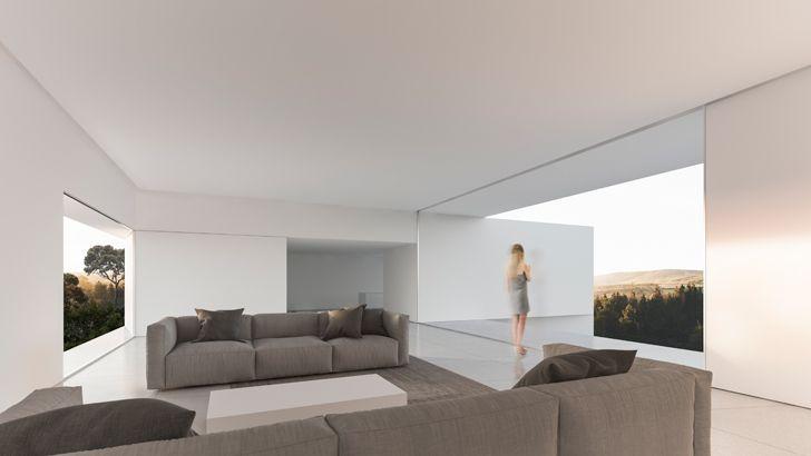 """""""living area fran silvestre arquitectos fababu house indiaartndesign"""""""