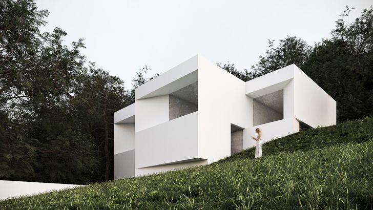 """volumes fran silvestre arquitectos fababu house indiaartndesign"""