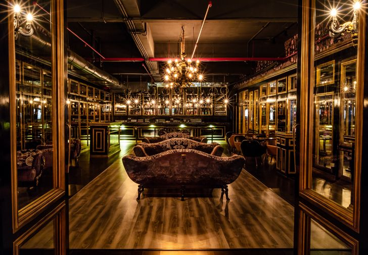 """luxury fine dine rocky star cocktail bar indiaartndesign"""