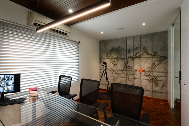 """MD cabin harish lakhani architects indiaartndesign"""