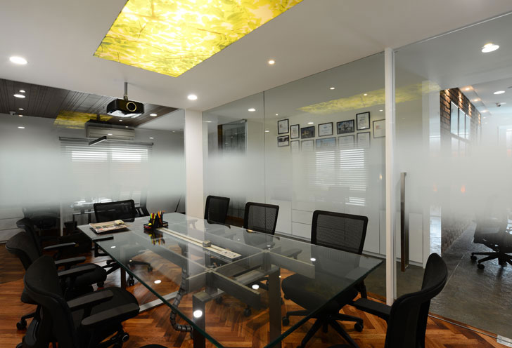 """conference room harish lakhani architects indiaartndesign"""
