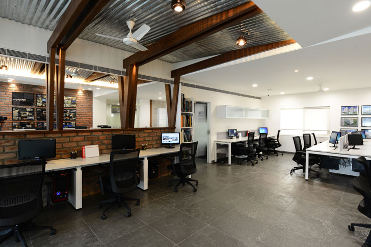 """main studio harish lakhani architects indiaartndesign"""