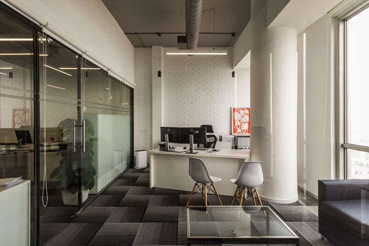 """zen like atmosphere NGK office N cube indiaartndesign"""