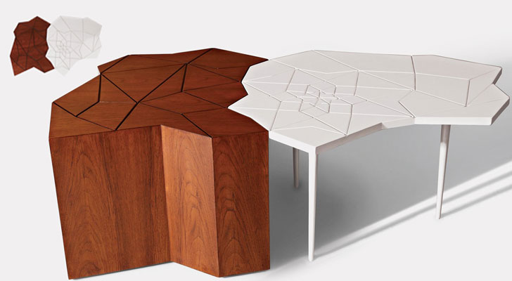 """NIK Coffee table josmo studio indiaartndesign"""