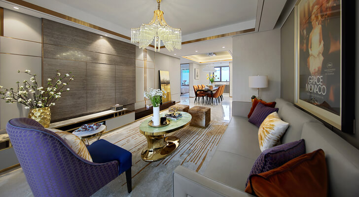 """Shanghai house Qianxun Design indiaartndesign"""