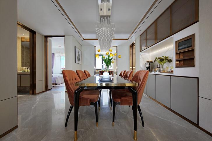 """dining Shanghai Qianxun Design indiaartndesign"""