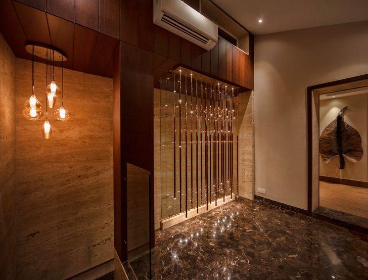 """lighting installation rupande shah and associates indiaartndesign"""
