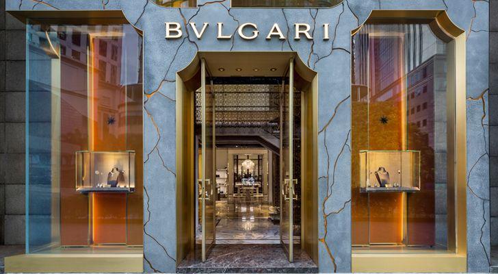 """store front bulgari MVRDV indiaartndesign"""