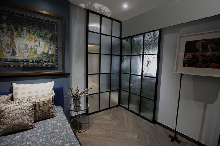 """bedroom residential design kavan shah indiaartndesign"""