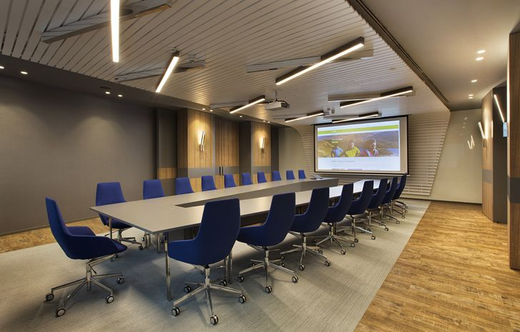 """conference room mimari studio basf turk office indiaartndesign"""