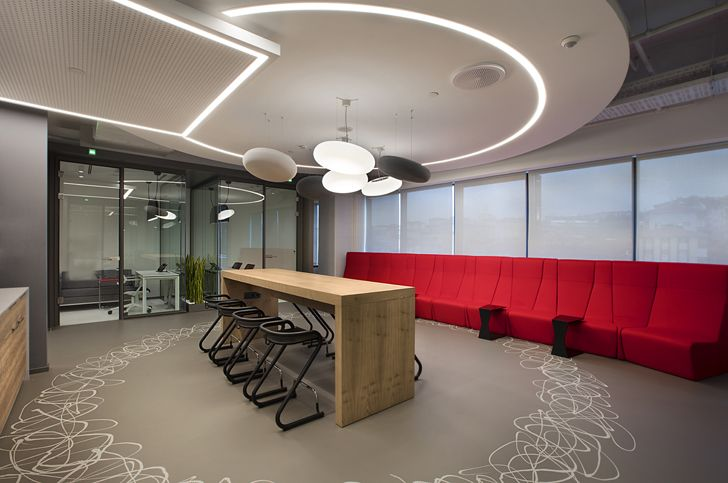 """discussion room mimari studio basf turk office indiaartndesign"""