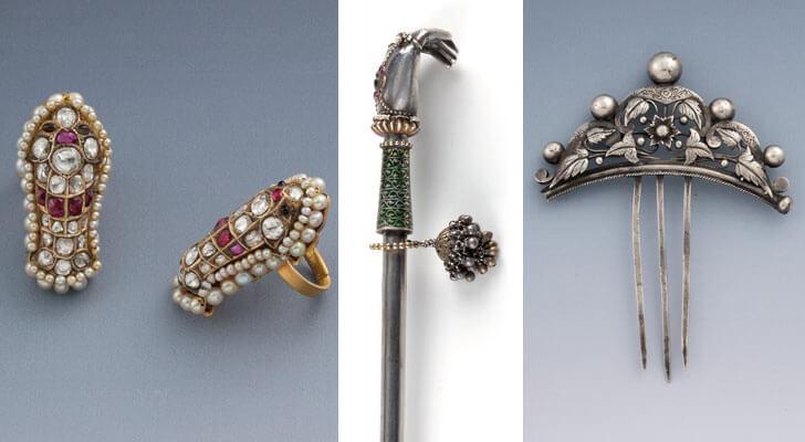 """heritage jewellery amrapali museum indiaartndesign"""