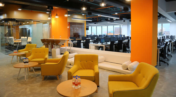 """break out area antworks office vision architects indiaartndesign"""