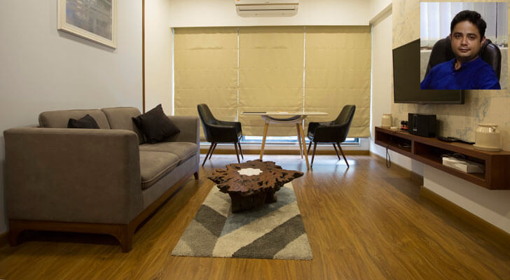 """living room cum reception gautam shewa indiaartndesign"""