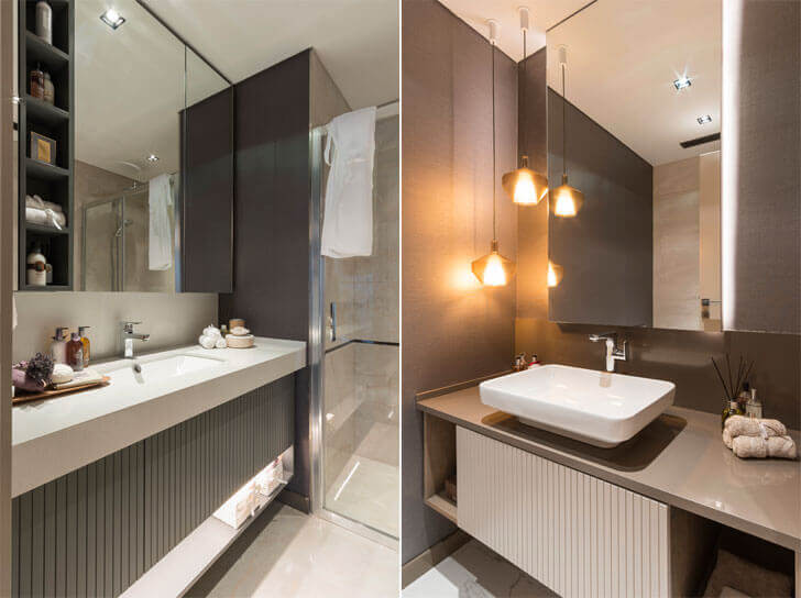 """luxe bathrooms gonye tasarim architects indiaartndesign"""